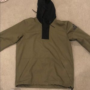 adidas Green anarok Jacket